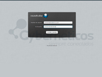 Acceso WebMail - RoundCube Cyberneticos