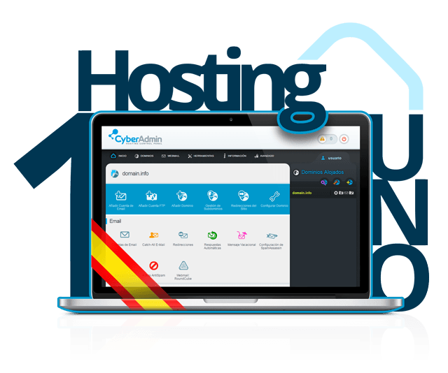 professional, powerful and secure hosting
