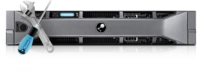 Streaming Servers High Conductivity and Managed Capacity 100%